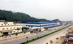 Danh sách công ty cụm công nghiệp Hạp Lĩnh