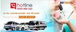 Dịch vụ thuê xe ô tô Baytran.vn